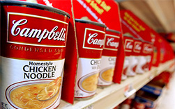 Save $1.00 on Any Five Campbell's Condensed Soups!