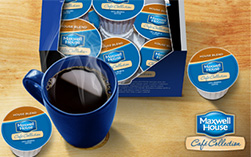 Free Coffee Sample: Maxwell House Single Serving Cups!